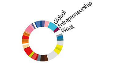Logo der Global Entrepreneurship Week