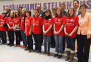 Schülerunternehmen bietet Veranstaltung während der Gründerwoche an
